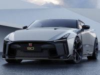 日产GT-R50官图 约774万元/仅限量50辆