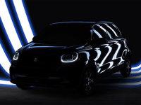 零跑T03最新预告图发布 将明年4月上市