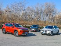 谁更称得上惊艳?三款热门A级SUV横评