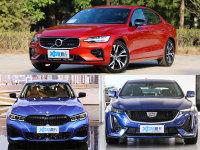 三款豪华品牌中型车推荐,换新再燃战火