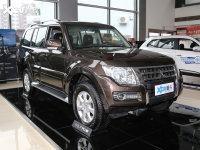 三菱帕杰罗新增车型上市 售38.98万元