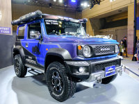 2020东京改装车展(三)SUV改装也疯狂