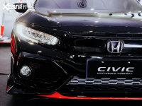 东风本田思域两厢版概念车 预计5月上市