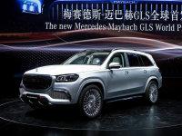 迈巴赫GLS于下半年上市 演绎极致奢华