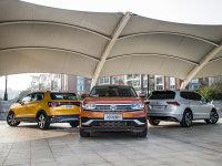 爱卡三贱客 伴随身旁的三台上汽大众SUV