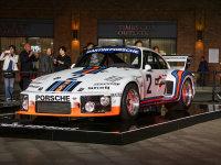 回味功名与成就 保时捷935赛车居然已经40多岁了