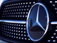 新款奔驰E级更多预告图 3月3日线上发布