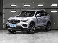 2020款博越新增车型上市 售价9.78万元
