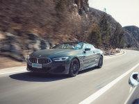 享受驾驶840i敞篷版 开启BMW的全新世纪