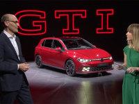 大众第八代高尔夫GTI/GTD/GTE正式发布