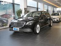 新款奔驰S级配置曝光 预售85.28万元起