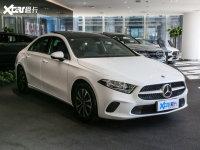 新款奔驰A级三厢版上市 售21.18万元起
