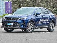 传祺GS4 Coupe开启预售 紧凑型轿跑SUV