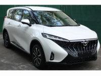 7座家用MPV新选择 海马7X量产版申报图曝光/6月上市