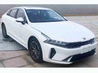 国产新一代起亚K5凯酷申报图 将9月上市