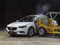 中保研碰撞测试年度总结 安全性能提升