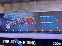 1.6万买250cc跑车你信吗? 台荣GP1 250R跑车上市