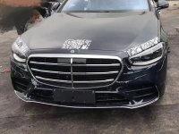 新一代奔驰S级国内实车照 9月正式亮相