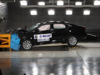 C-NCAP最新成绩汇总 这些5星车你满意吗