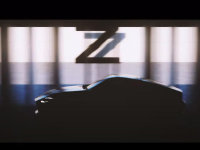 日产370Z继任者预告图曝光 或命名400Z