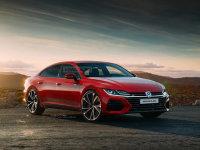 大众最美的车型迎中期改款 新款大众Arteon渲染图曝光
