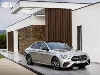 新款奔驰E级海外售价曝光 约38.61万起