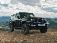 Jeep牧马人推Rubicon Recon丛林英雄限量版 售价55.99万元。
