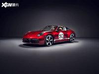 全新911 Targa 4S特别版发布 全球限量992台