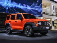 SUV占比过半 成都车展重点首发新车盘点