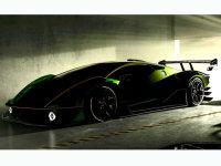 兰博基尼SCV12预告图发布 仅为赛道而生