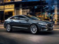 增1.5T车型 新款别克君越售21.98万起