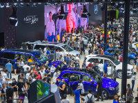 推动市场复苏 第23届成都国际车展开幕