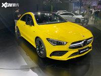 成都车展:全新AMG CLA 35售43.98万元