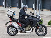 杜卡迪MTS V4即将来临 或将成为马力最大的ADV探险摩托车