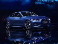 成都车展:全新BMW 4系预售36.5万元起