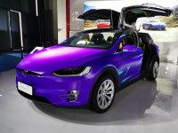 成都车展:特斯拉Model X特别版车型亮相