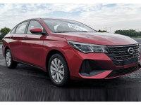 新款广汽传祺GA4实车图 换装全新1.5T