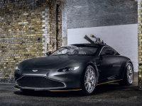 阿斯顿·马丁推两款007特别版 邦德座驾