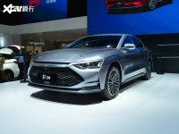 比亚迪汉DM新增车型上市 售23.98万元