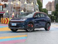 领克06正式上市 小型SUV/售11.86万元起
