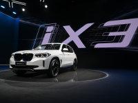 理想主义者的蜕变 实拍宝马iX3纯电SUV