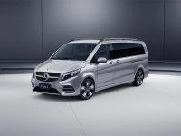 奔驰新款V级9月26日上市 预售49万元起