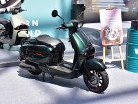 复古踏板新选择 龙嘉VICTROIA Sixties300i重庆摩展正式上市