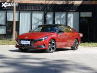 北京车展:第七代伊兰特预售10.98万起