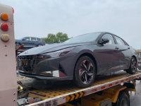 北京车展探馆:北京现代第七代伊兰特