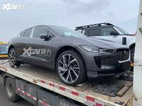 北京车展探馆:新款捷豹I-PACE实车图