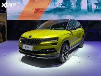 北京车展:新款上汽斯柯达柯珞克发布