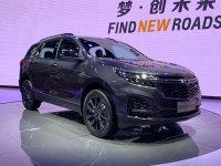 北京车展:新款雪佛兰探界者RS正式亮相