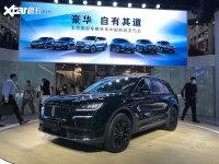 北京车展:林肯冒险家黑骑士限量版上市