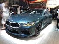 中国只有5台 全新BMW M8四门轿跑车极光版北京车展亮相